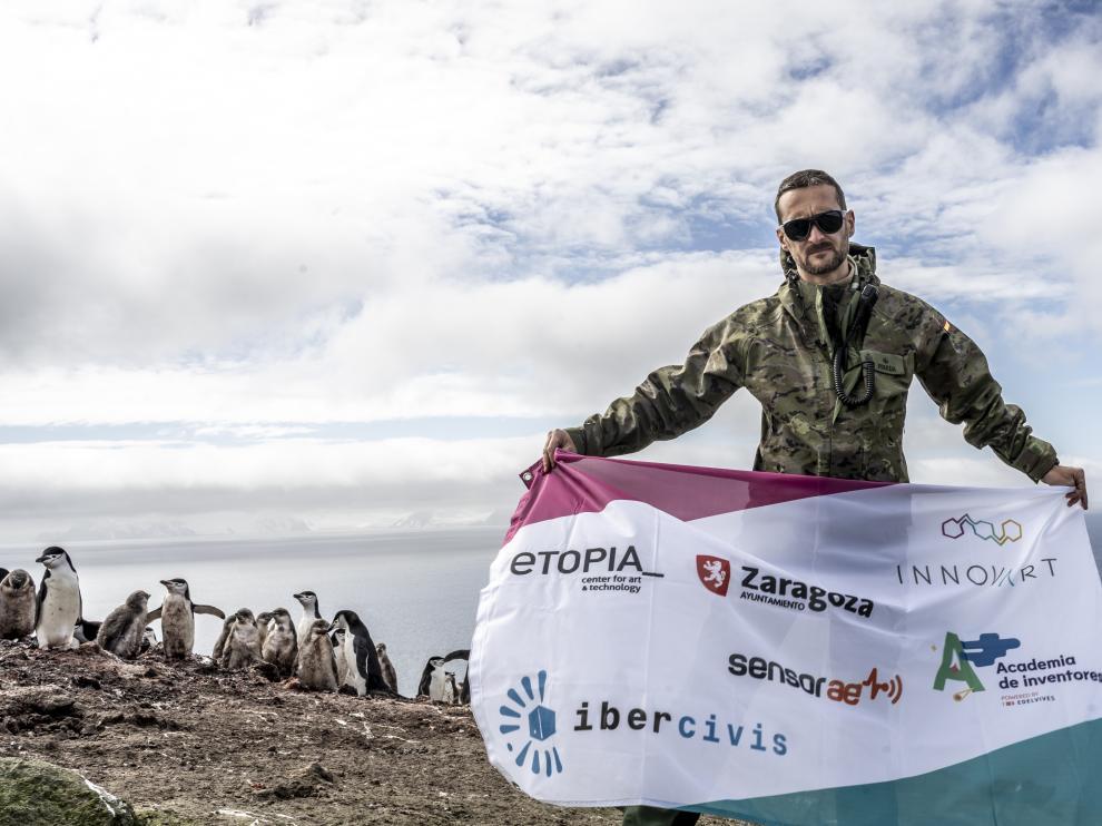 La ciencia ciudadana llega a la Antártida