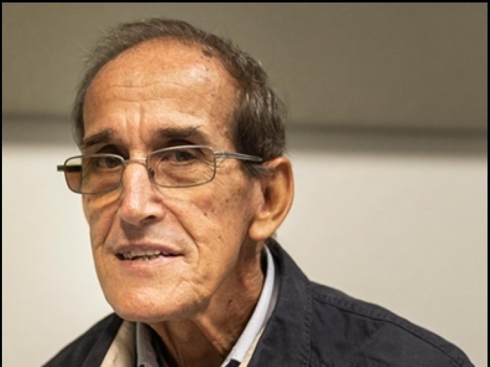 El misionero Antonio César Fernández.
