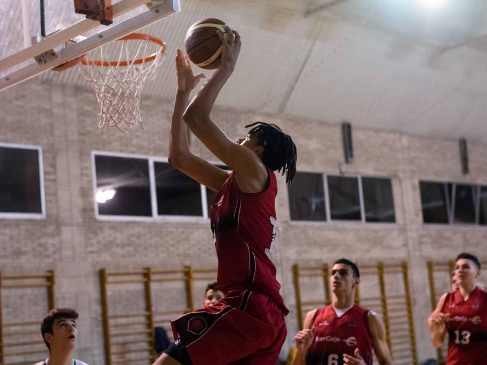 Baloncesto. Junior Masculino- Nuevo triunfo del Basket Zaragoza A