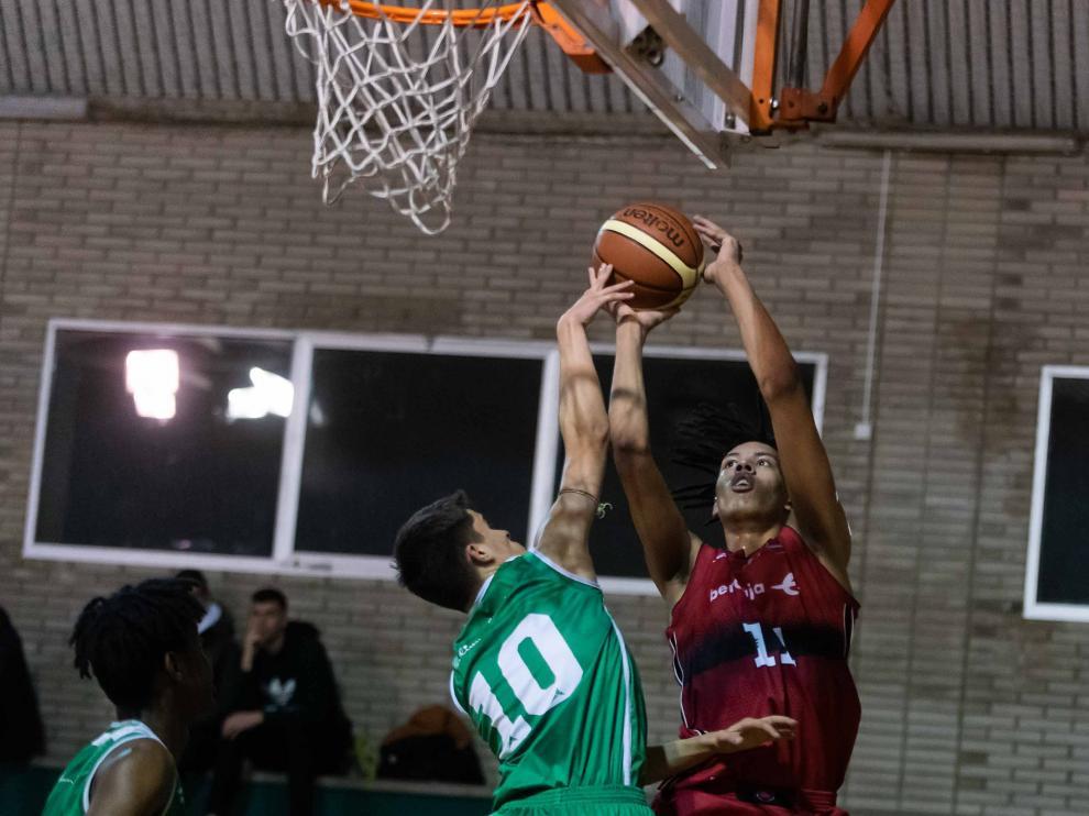 Baloncesto. Junior Masculino- Basquet Zaragoza vs. Stadium.