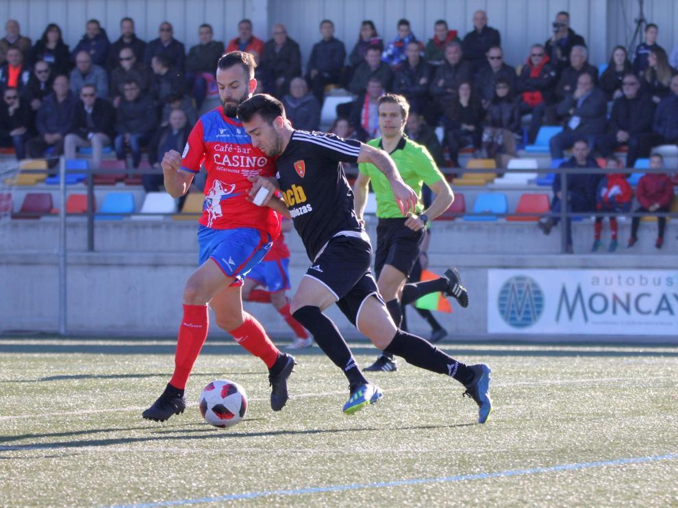 Fútbol. Tercera División- Tarazona vs. San Juan.
