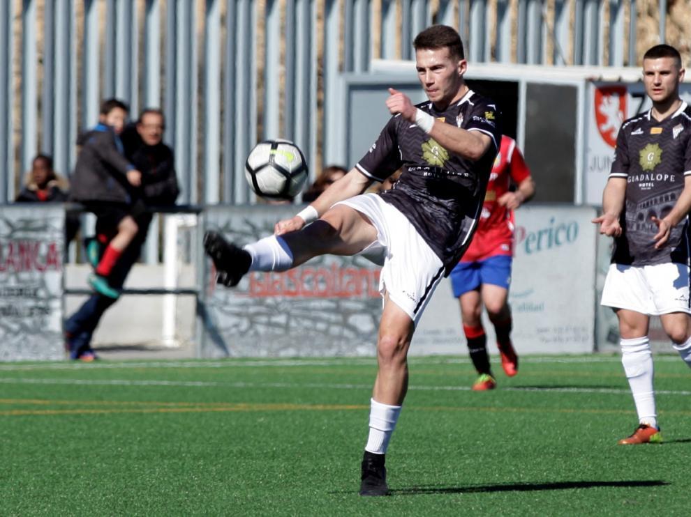 Fútbol. Regional Preferente- Montecarlo vs. Alcañiz.