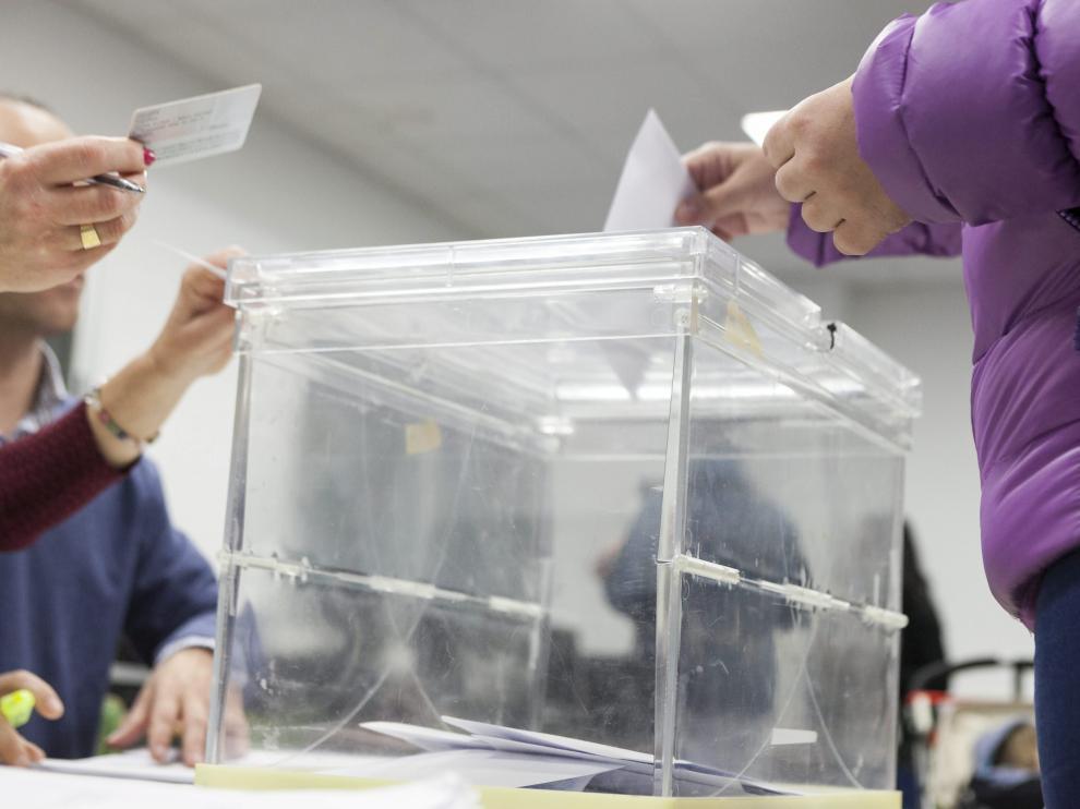 Esta es la cuarta ocasión en la que la concentración de las clases por las mañanas se lleva a las urnas.