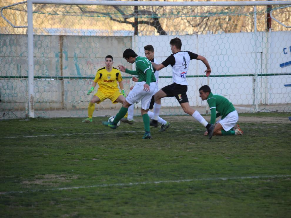 El partido destacó por su intensidad en ambas áreas.