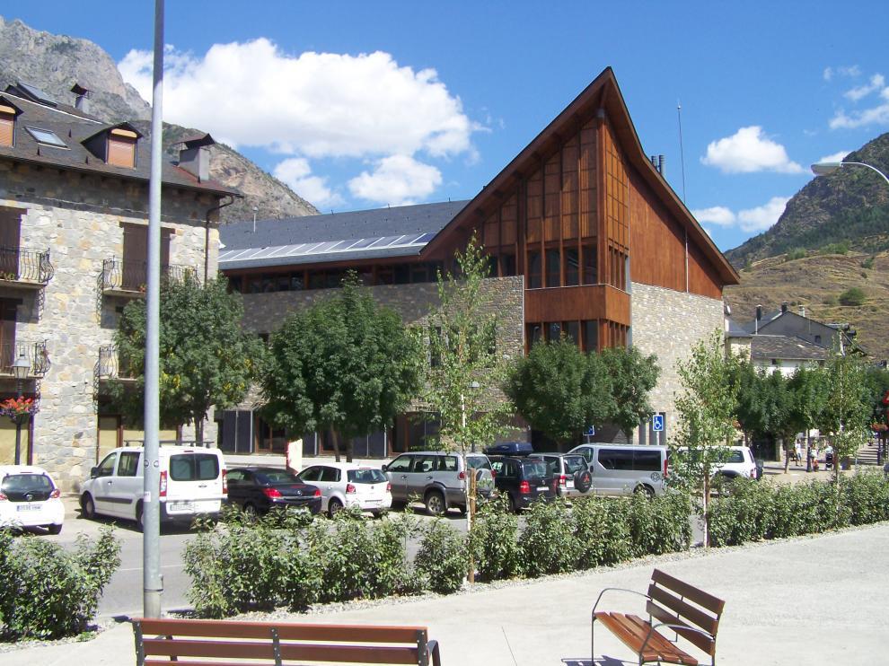 El Centro de Ciencias, donde tendrá lugar el taller de robótica.