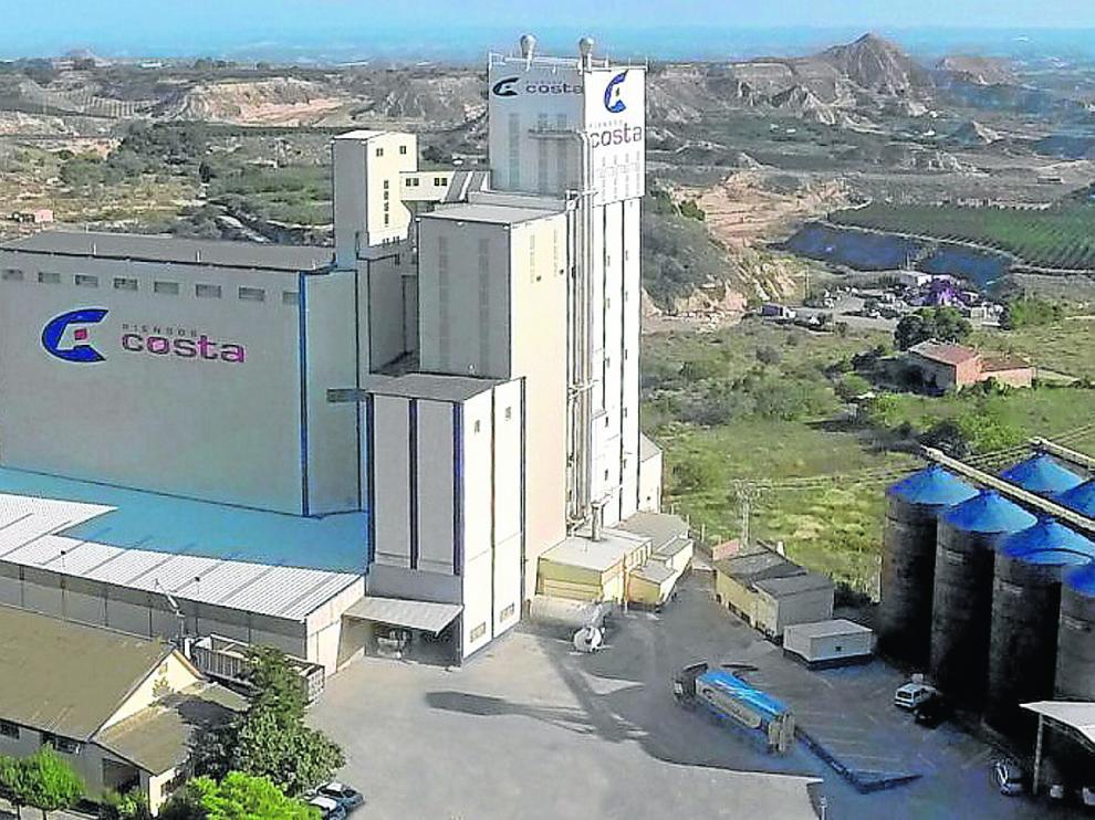 Grupo Costa es una de las empresas de referencia de Aragón.