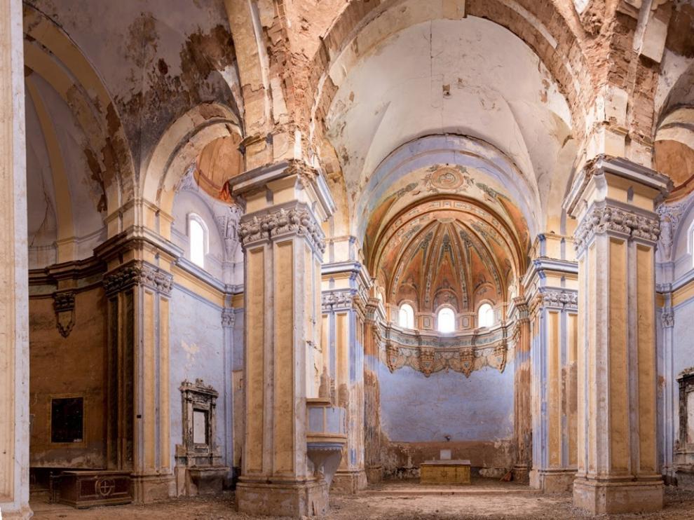 La ermita de San Clemente de Moyuela, reabierta casi 40 años después de su cierre