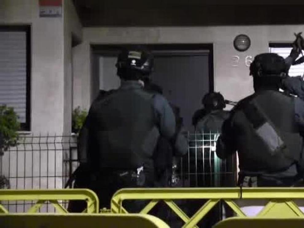 Cuatro detenidos en la investigación del asesinato del concejal de Llanes