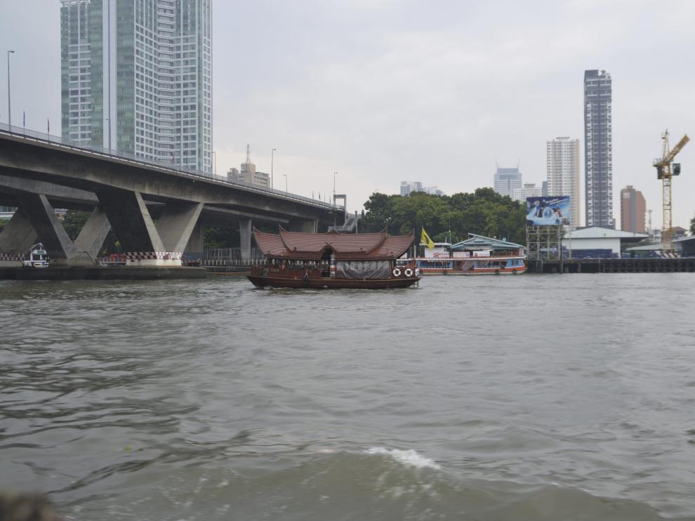 La detención del español se ha producido en Bangkok.