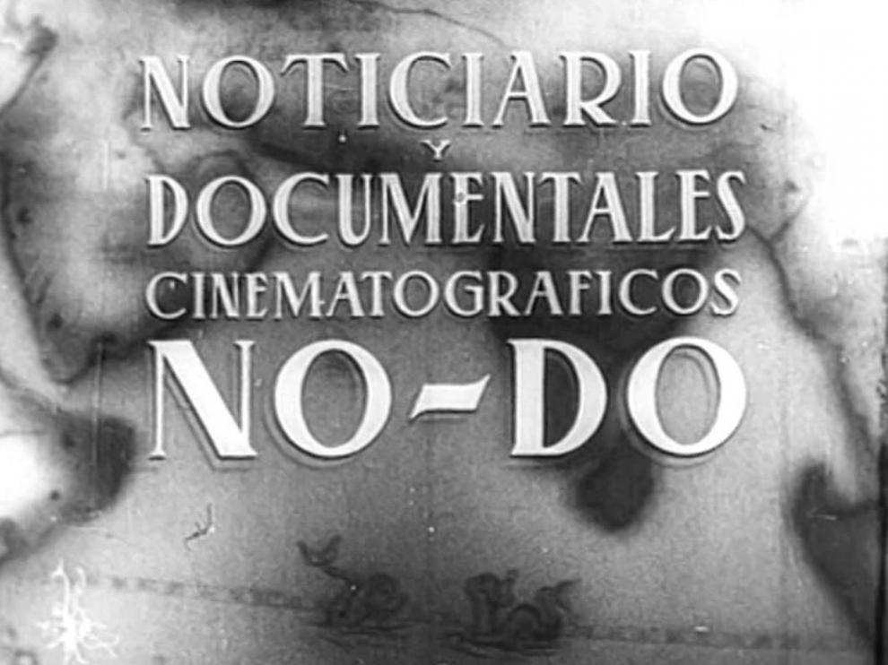 Imagen de presentación del NO-DO