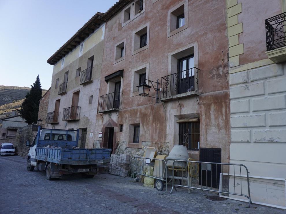 La Casa de los Pintores es uno de los 14 inmuebles que gestiona la entidad.