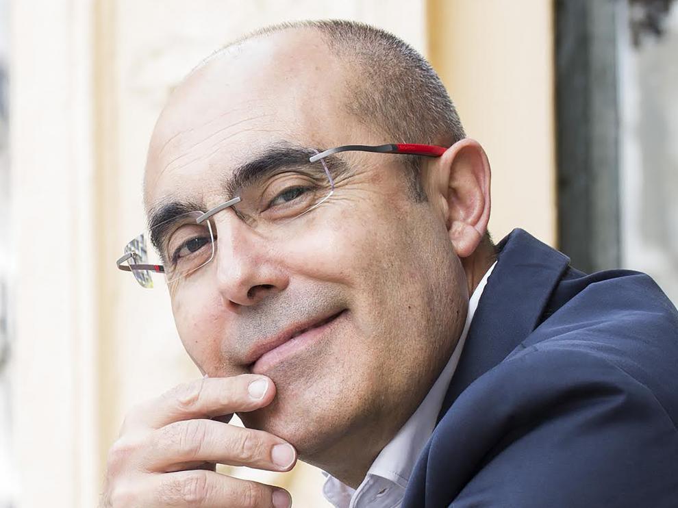 Fernando Botella, autor del libro 'Bienvenidos a la revolución 4.0'