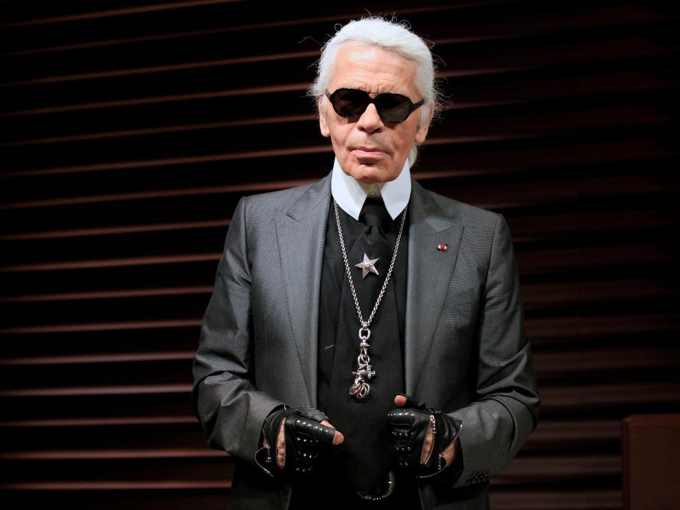 Lagerfeld ha trabajado durante más de 30 años para Chanel