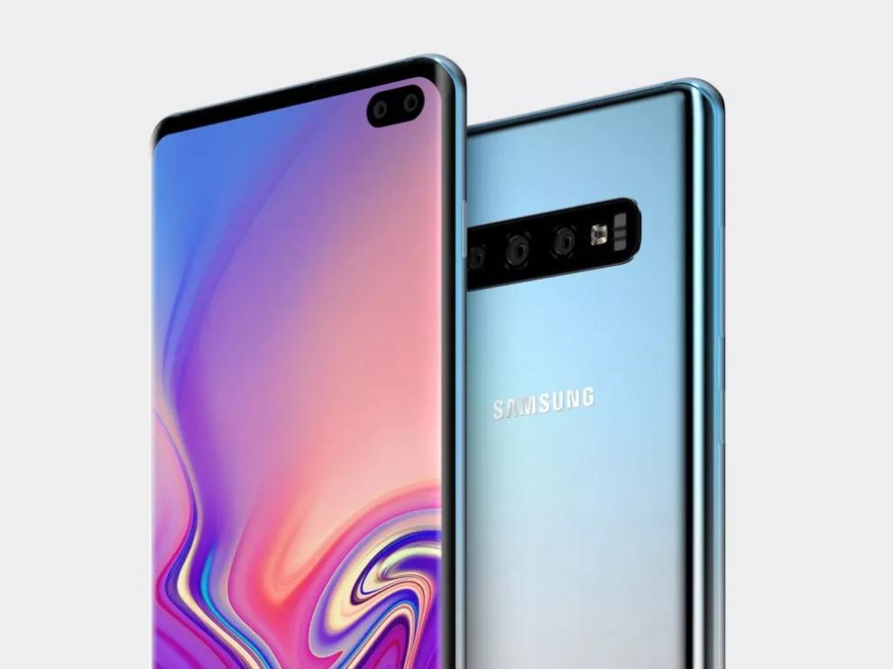 Todo parece indicar que Samsung presentará teléfonos con la pantalla agujereada y plegables