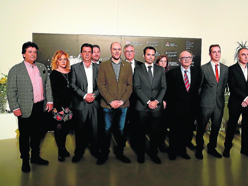 Vicente Mené, Inmaculada Belenguer, Emilio Mené, José L. Soro, Javier Matinero, J. Olona, Lucas Lacasa, Carmen Sánchez, Luis Miguel Albisu, José M. Segura, José Luis Solanilla y Manuel Segura.