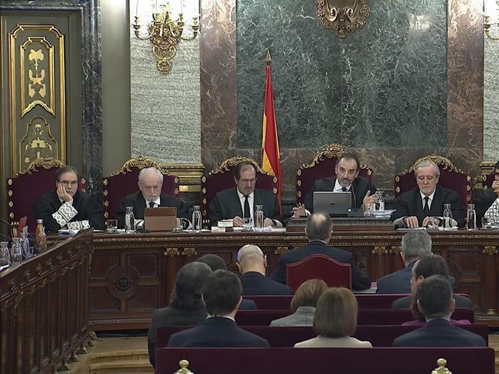El presidente de la sala, Manuel Marchena, ha anunciado este miércoles los cambios en el calendario