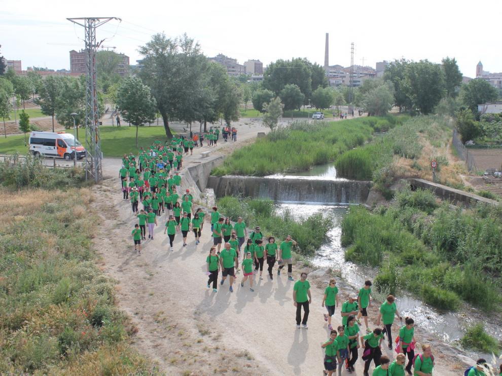 Imagen de archivo de la Vía Verde.