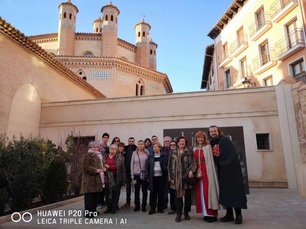 Uno de los viajes realizados por Aragón Xperience.