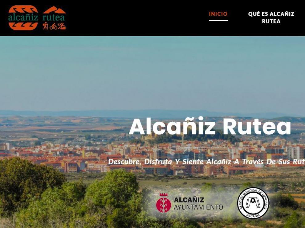 Alcañiz Rutea ofrece once rutas para distintas disciplinas deportivas.