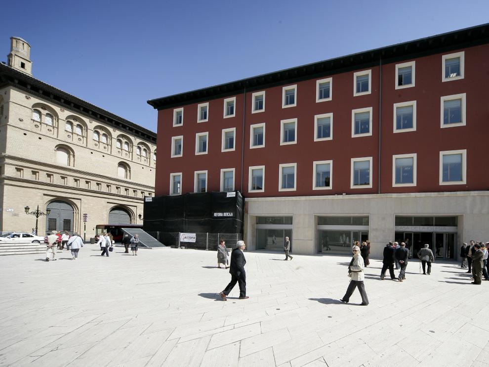 El Arzobispado de Zaragoza asegura que no tiene conocimiento de los hechos más allá de la publicación de la carta, y aclara que la jurisdicción del supuesto caso corresponde a los pasionistas.