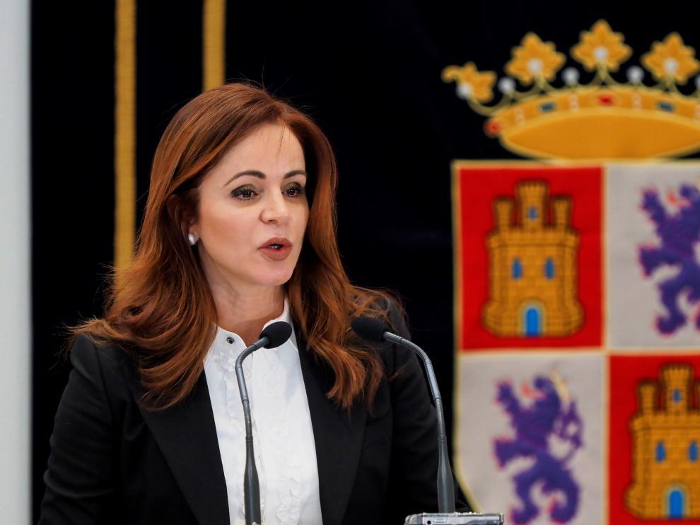 La presidenta de las Cortes de Castilla y León, Silvia Clemente, ha anunciado que deja su cargo.