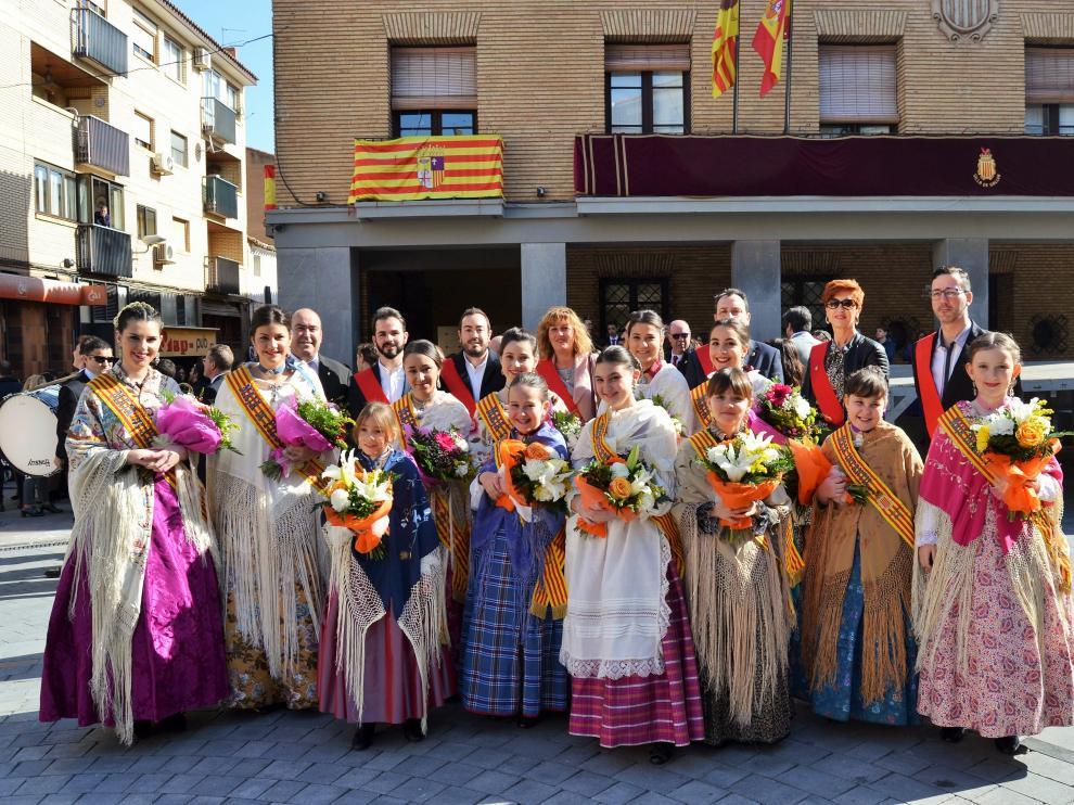 Fiestas de la Cátedra de San Pedro en Gallur