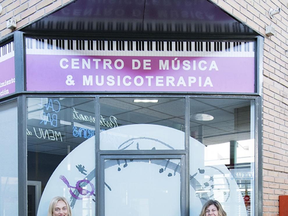 Ana Bolea y Beatriz Boudet son las responsables de este proyecto.