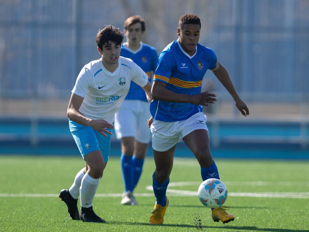Aragón sub-18 doblegó a Galicia en el primer partido de la segunda fase