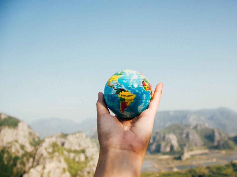 ¿Te gustaría recorrer el mundo?