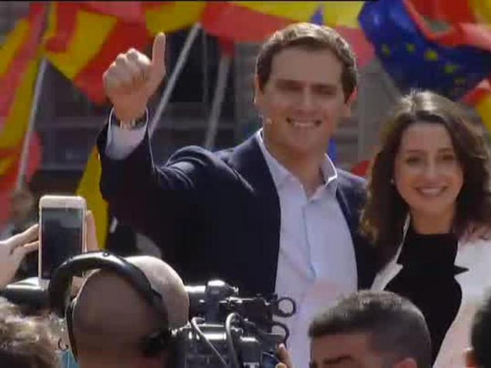 Arrimadas da el salto a la política nacional y será cabeza de lista por Barcelona