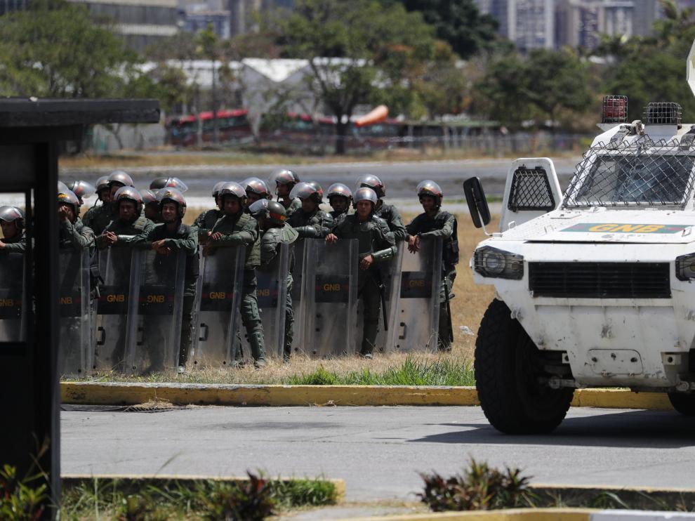 Conflictos en la frontera entre Colombia y Venezuela.