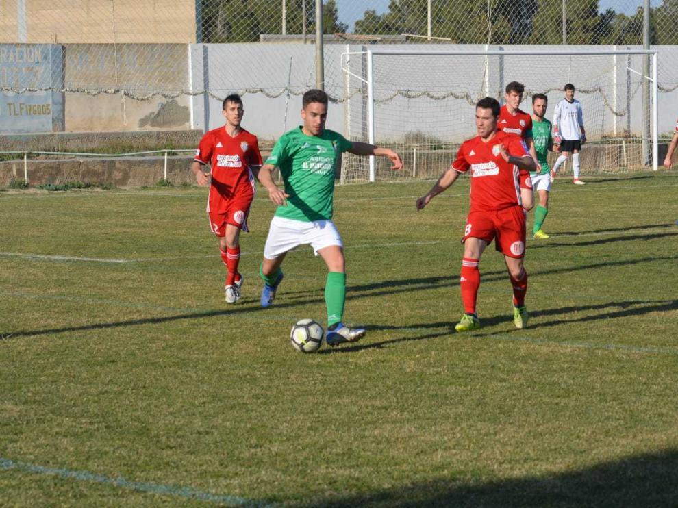 Fútbol. Regional Preferente- Quinto vs. Caspe