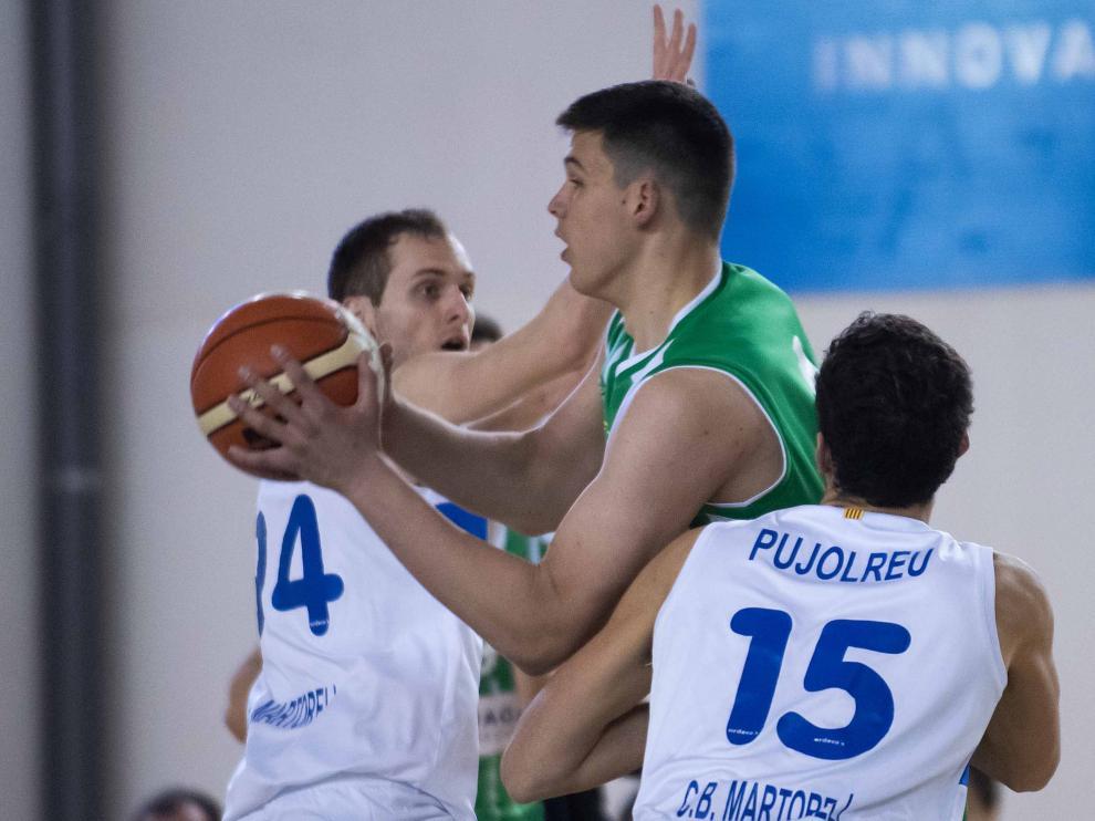 Baloncesto. Liga EBA- Anagan Olivar vs. Martorell.