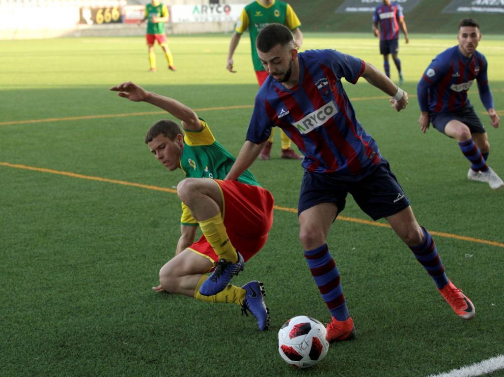 Fútbol. Tercera División- Villanueva vs. San Lorenzo.