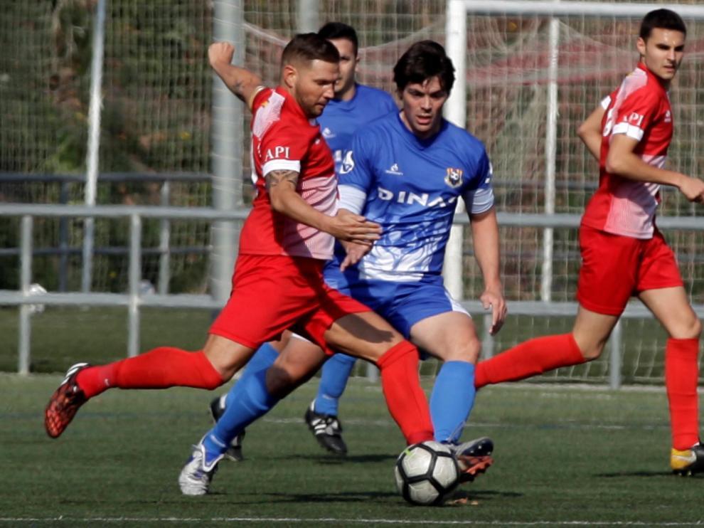 Fútbol. Regional Preferente- Actur Pablo Iglesias vs San José.