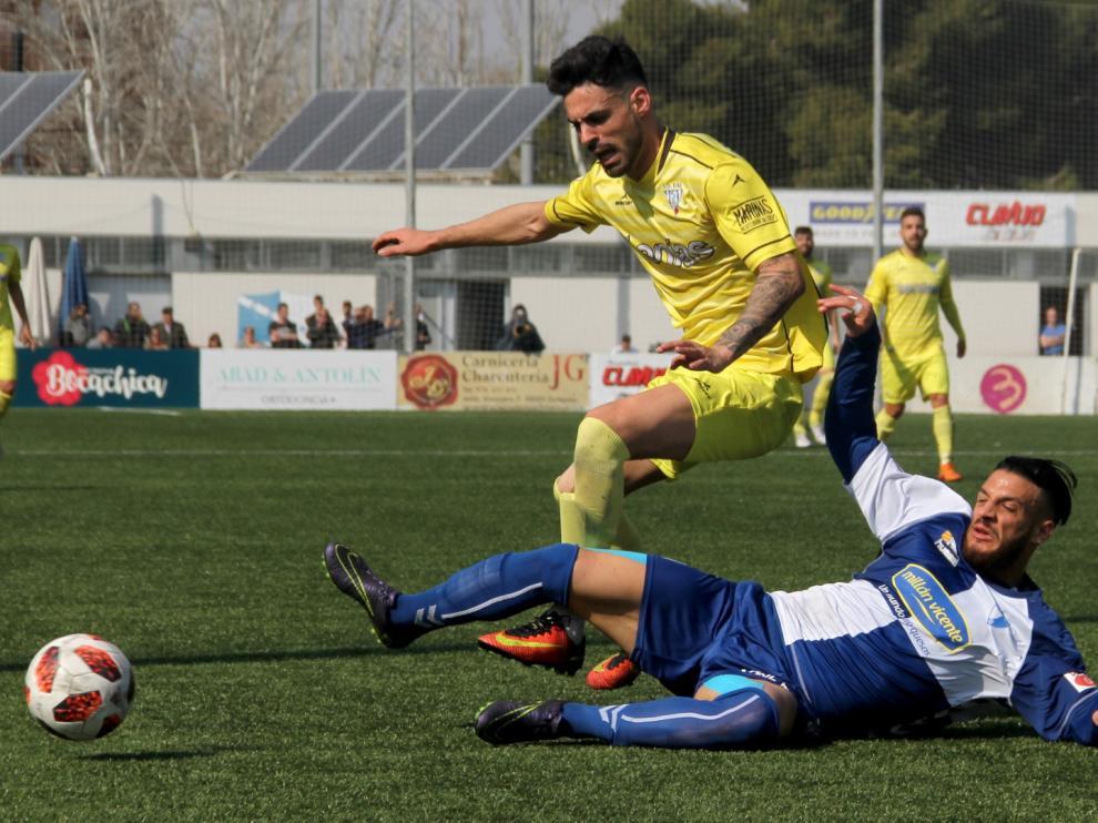 Fútbol. Segunda División B- Ebro vs. Ejea.