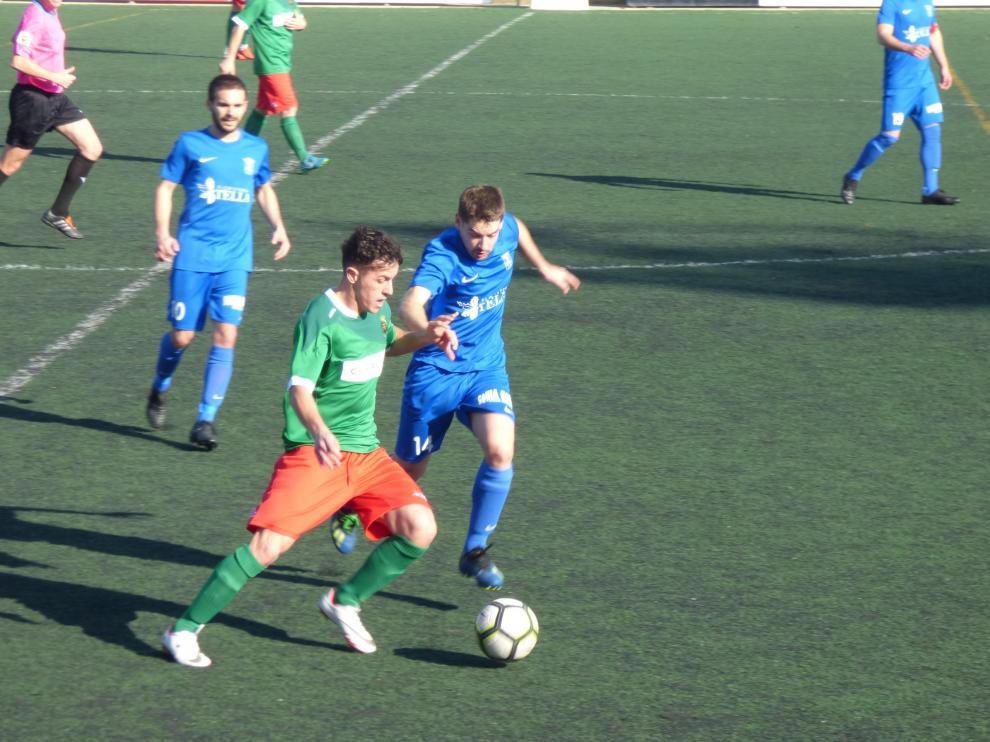 El partido destacó por su competitividad.