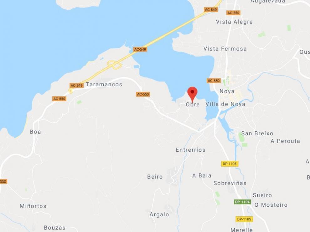 Fallecen dos jóvenes en A Coruña tras empotrar su coche contra una vivienda