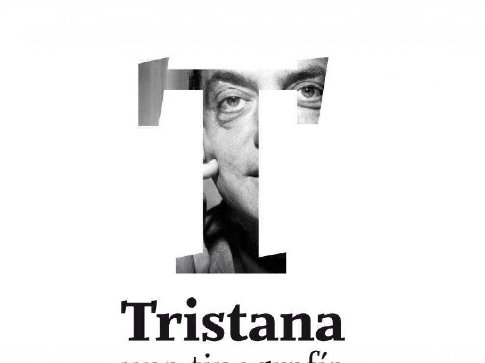 Tristana, la tipografía hecha en Aragón que homenajea a Buñuel.