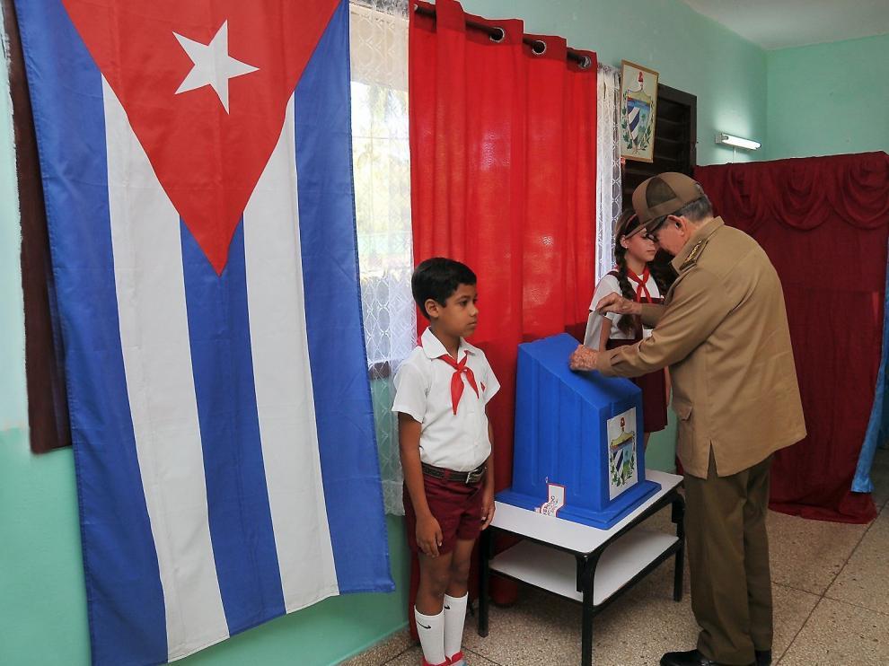 Cuba vota su nueva Constitución.