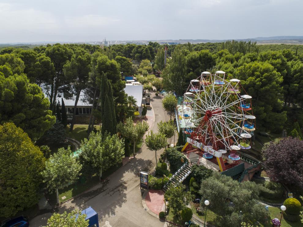El Parque de Atracciones siempre ha sido uno de los espacios más populares de la ciudad para celebrar cumpleaños y eventos.