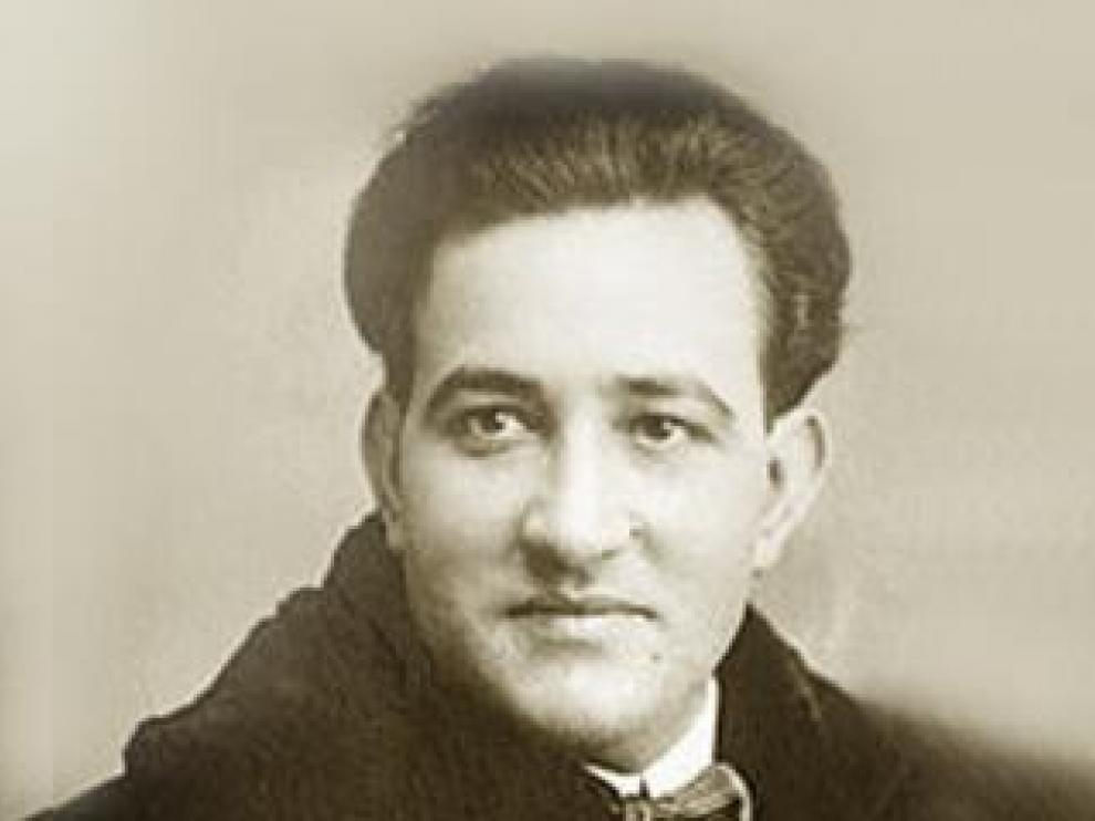 El tenor oscense, Miguel Fleta, en una imagen de archivo.