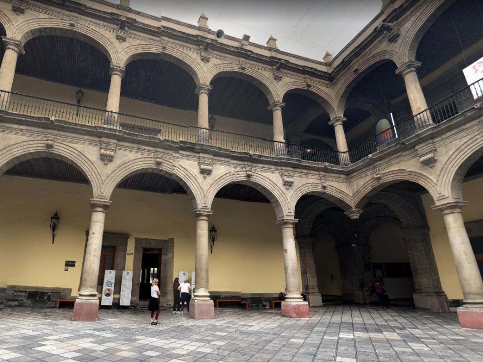 La muestra se ha inaugurado en la Universidad Nacional Autónoma de México.