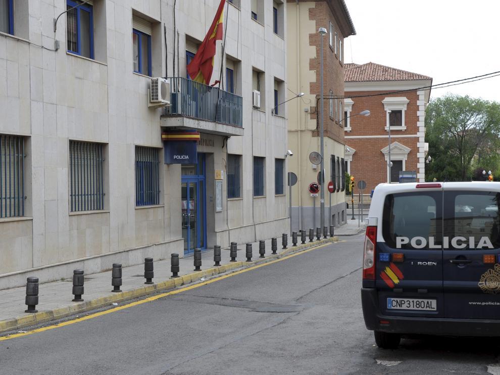 Comisaria de Policia 07-06-2013 Foto Jorge Escudero