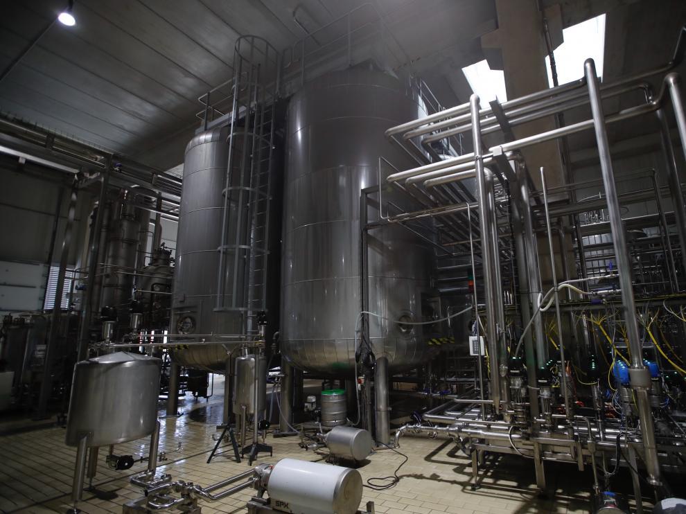 Nueva fábrica de Ambar en La Cartuja