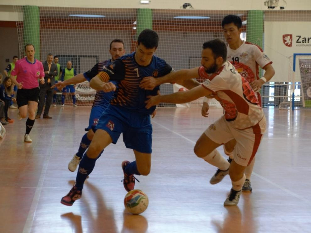El Colo Colo disputará la semifinal ante La Unión Calatayud