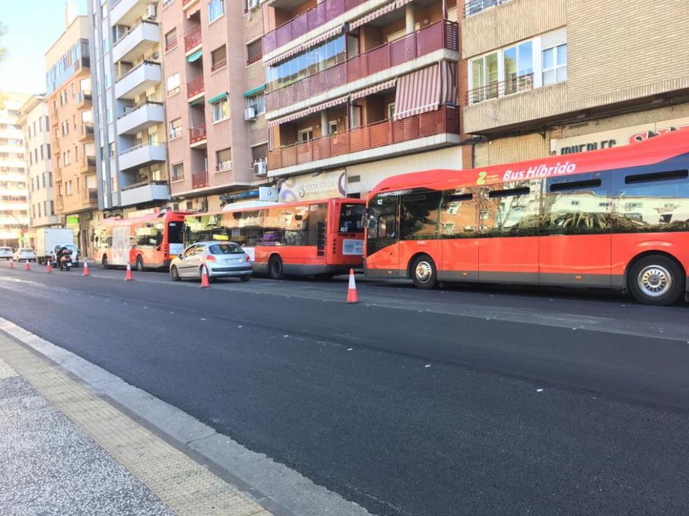 Los vecinos de la avenida San José piden una reforma