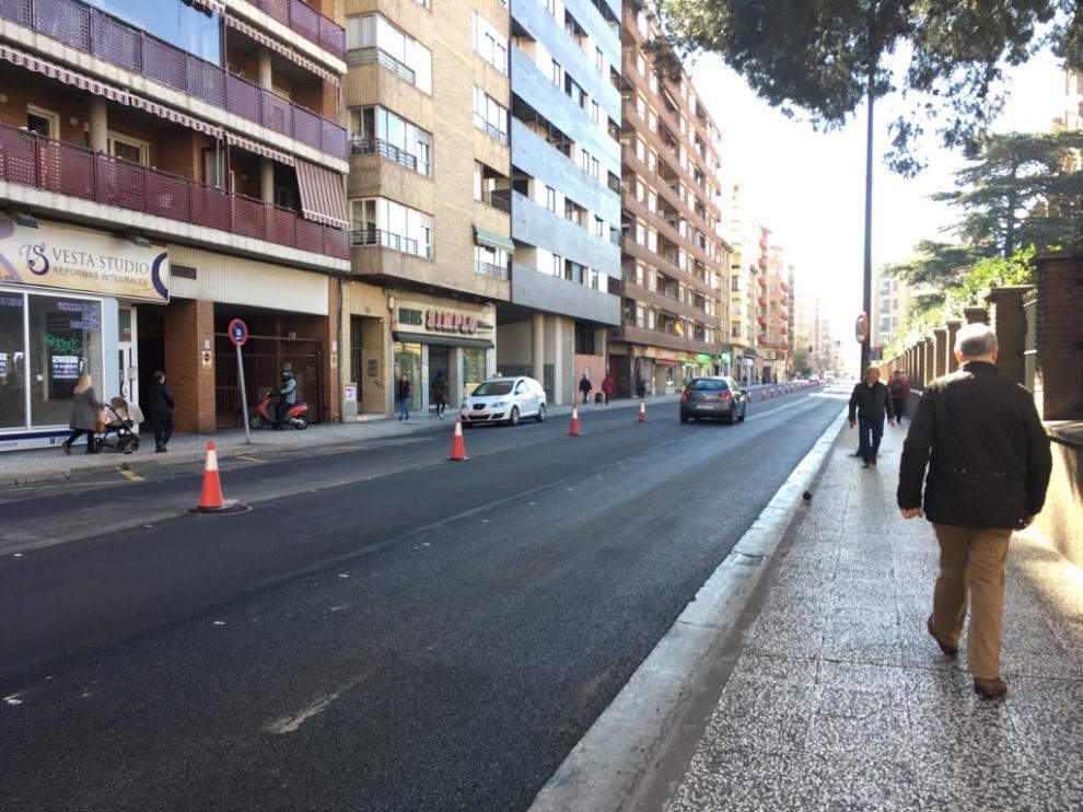 Los vecinos reclaman una reforma en la avenida San José