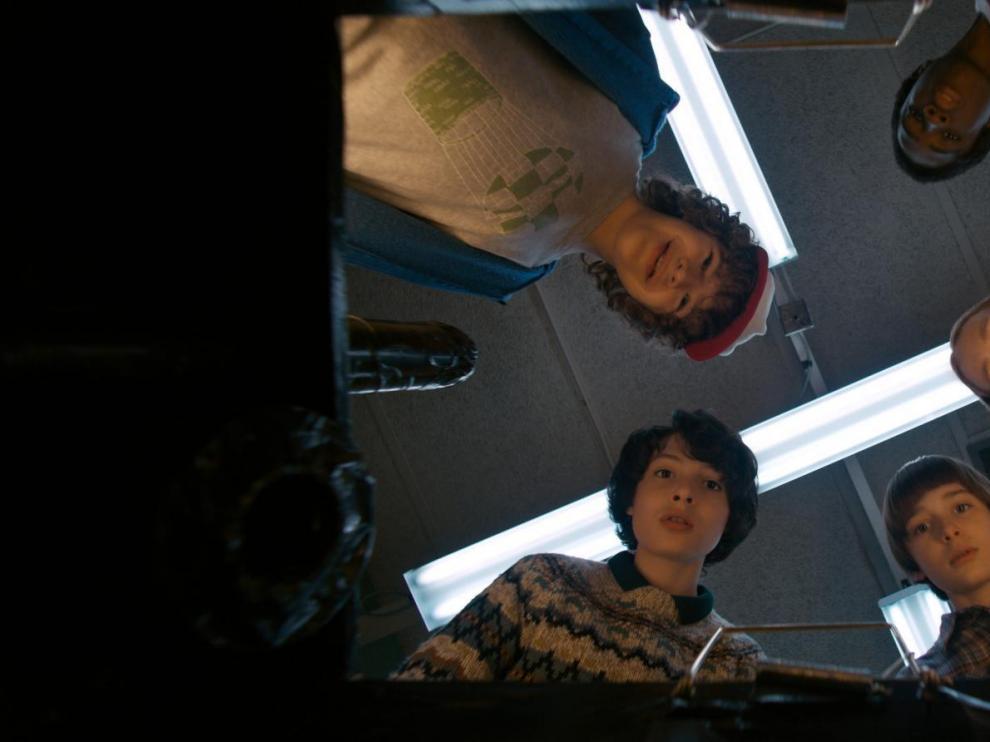 El día del estreno de la segunda temporada de 'Stranger Things', 361.000 personas vieron los nueve episodios de golpe.