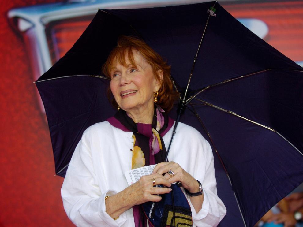 Muere la actriz estadounidense Katherine Helmod
